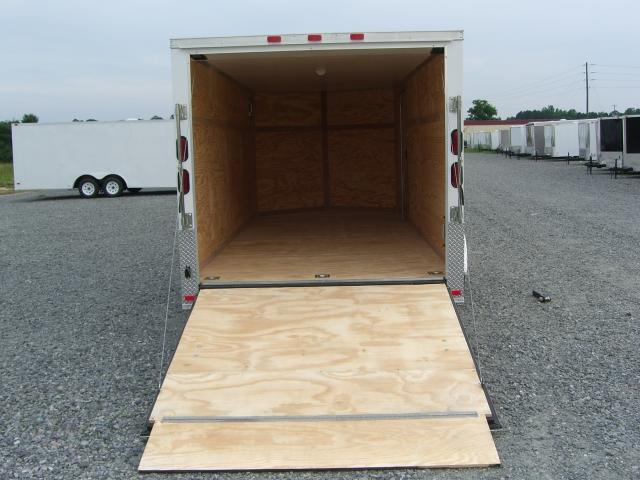 Diamond Cargo 7X16 TVRM Custom Enclosed Trailer