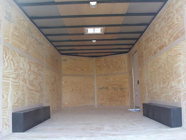 Diamond Cargo 8.5X24 TVR Enclosed Cargo Trailer 5200 lb. Axles