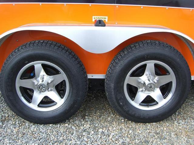 Diamond Cargo 6x12 TVRH Enclosed Harley Trailer