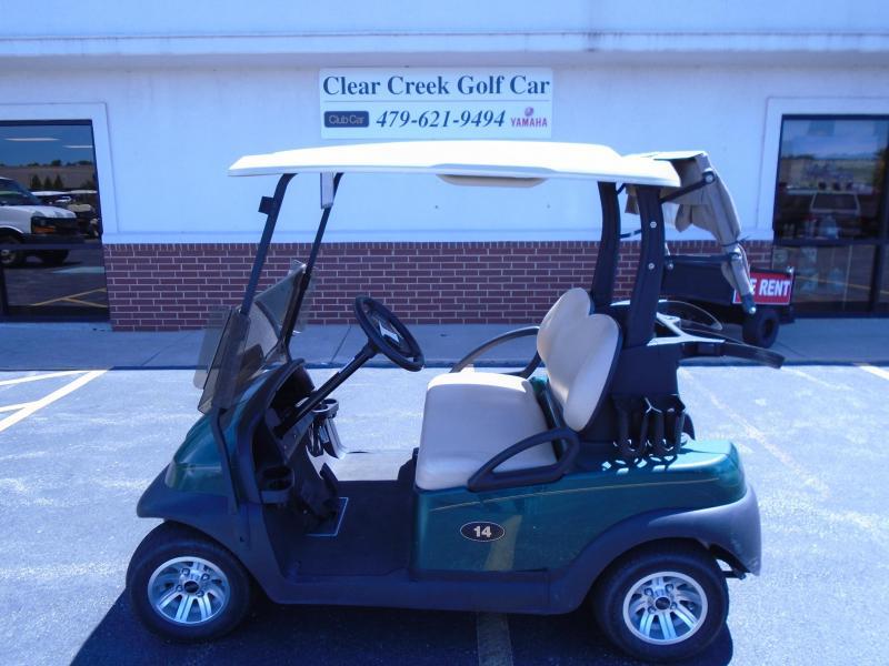 2013 Club Car Precedent Electric 2 Passenger Golf Cart