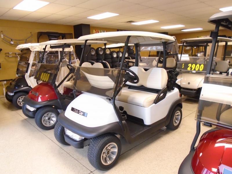 2013 Club Car Precedent i2 Electric Golf Cart