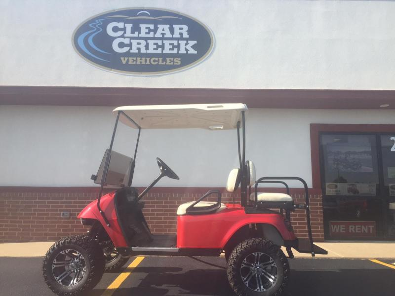 2010 E-Z-GO TXT Golf Cart