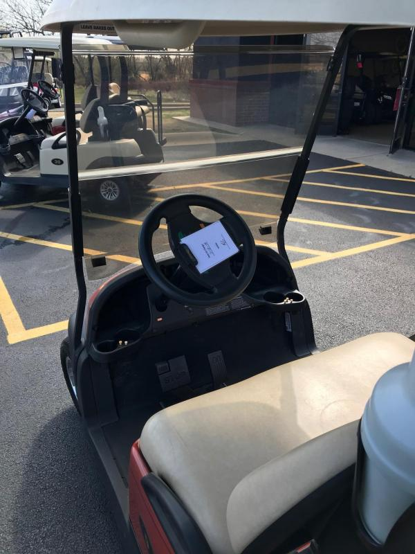 2016 Club Car Precedent i2 Personal (Electric) Golf Cart