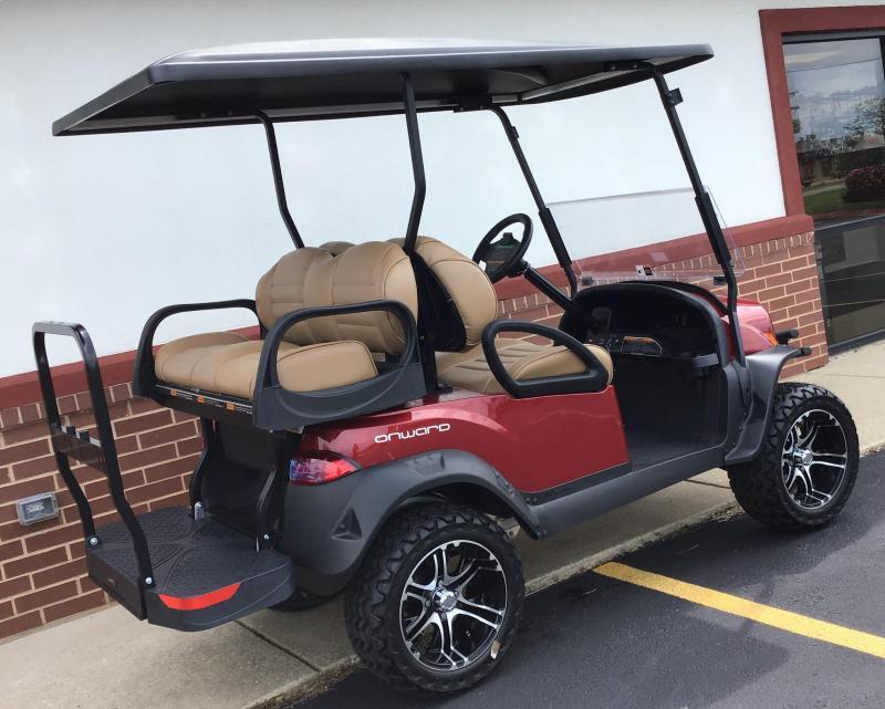 2019 Club Car Onward Electric Golf Car