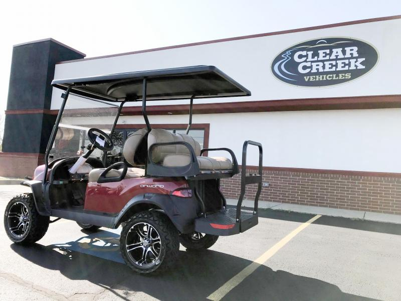 2019 Club Car Onward Electric Golf Car