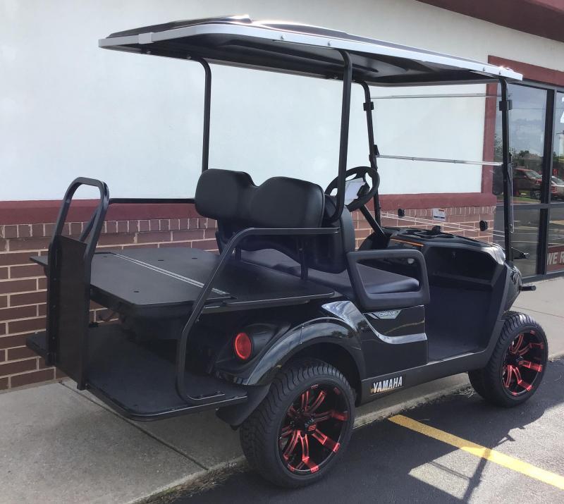 2019 Yamaha Electric 2019 Adv. Sport 22 (Onyx - Electric)