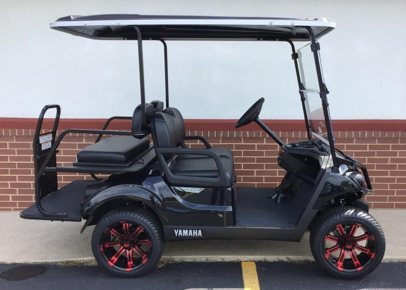 2019 Yamaha Electric 2019 Adv. Sport 22 (Onyx - Electric)