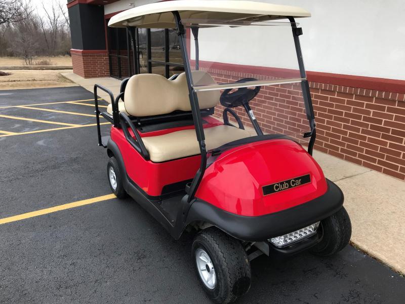2014 Club Car Precedent Personal (Gasoline) Golf Car