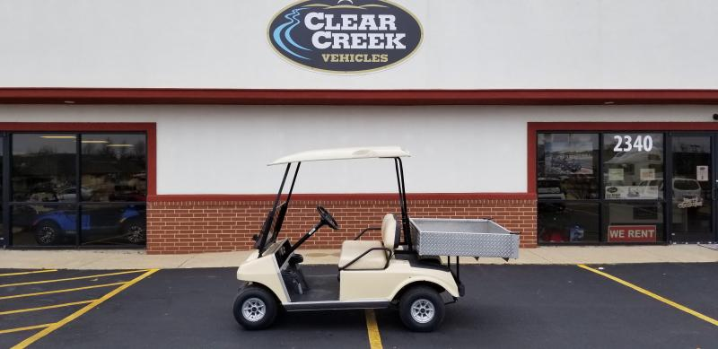 2012 Club Car DS Golf Car (Gas)