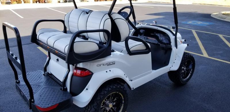 2019 Club Car Snowstorm Onward Limited Edition Gas Golf Car