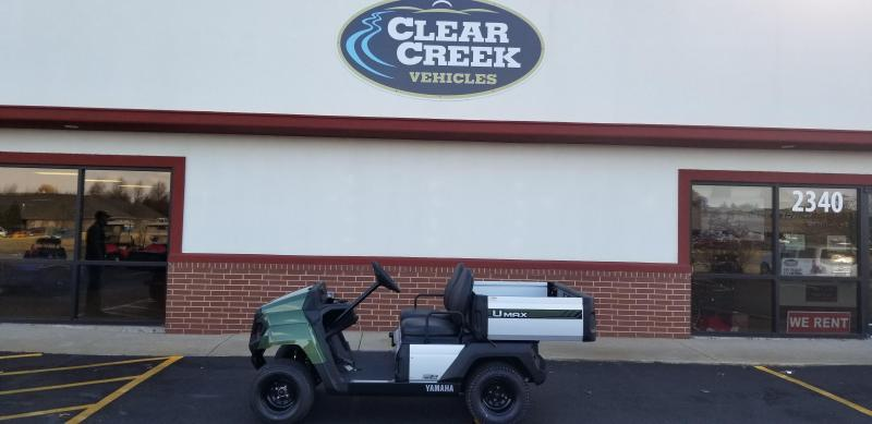 2019 Yamaha UMAX 1 Golf Cart