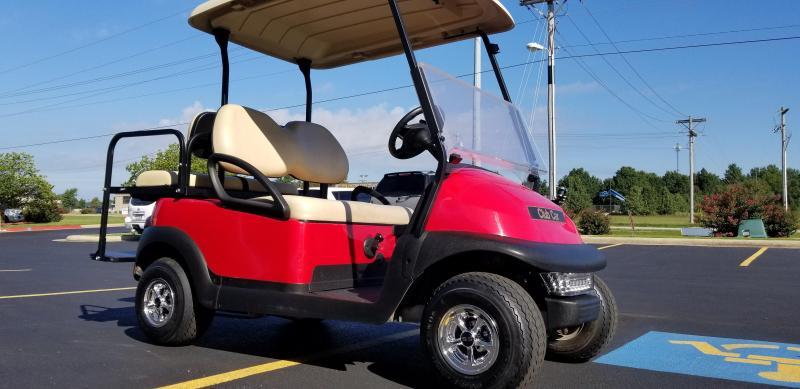 2014 Club Car Precedent Golf Car