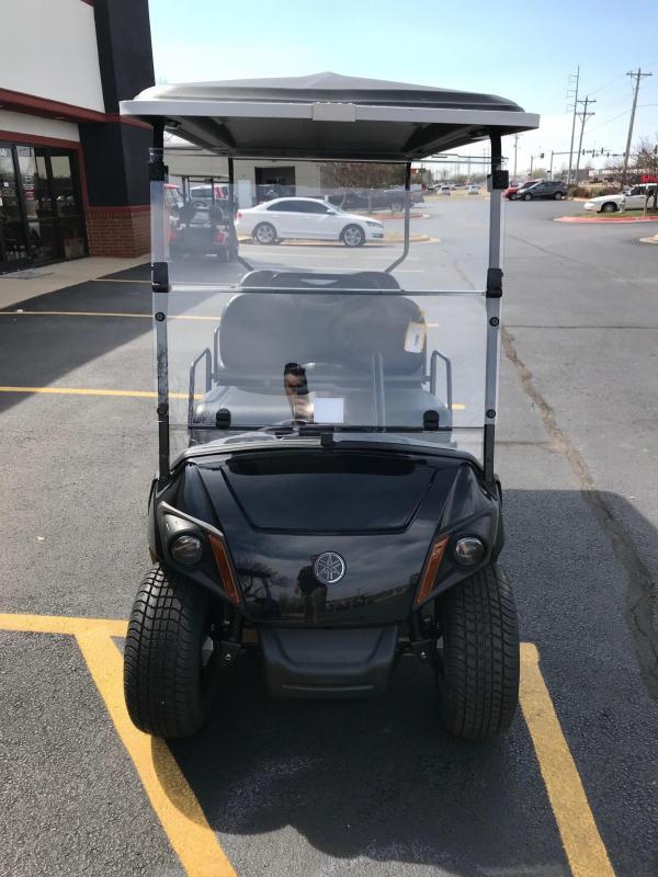 2019 Yamaha Concierge 4 Gas EFI Golf Cart