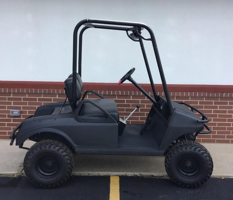 Club Car DS w/ Cage Golf Car