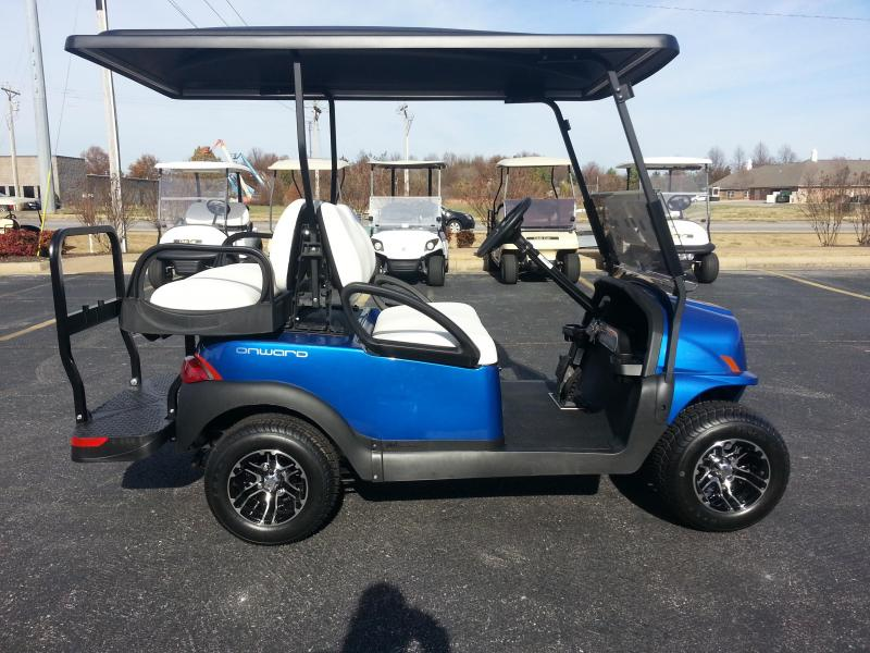 1000 Off Closeout 2017 Club Car Onward 4 Passenger Gas Golf Cart
