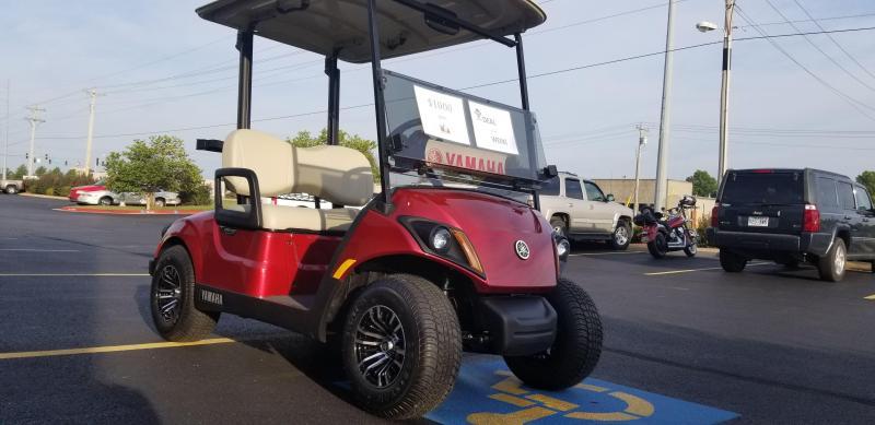 2018 Yamaha Drive 2 Golf Car