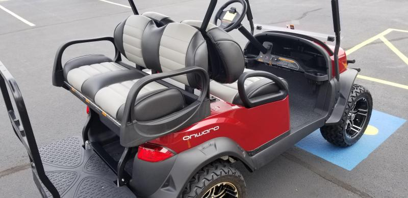Club Car Onward Golf Car