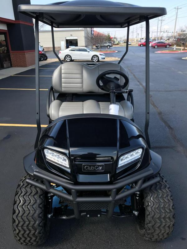 2019 Club Car Onward 4 Passenger Lifted ELECTRIC Golf Cart