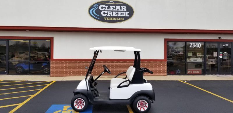 2015 Club Car Precedent Golf Car