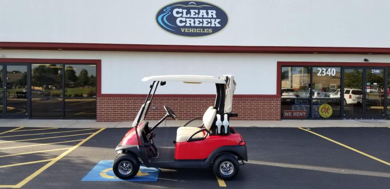 $3995 2014 Club Car Precedent 2 Pass Golf Car