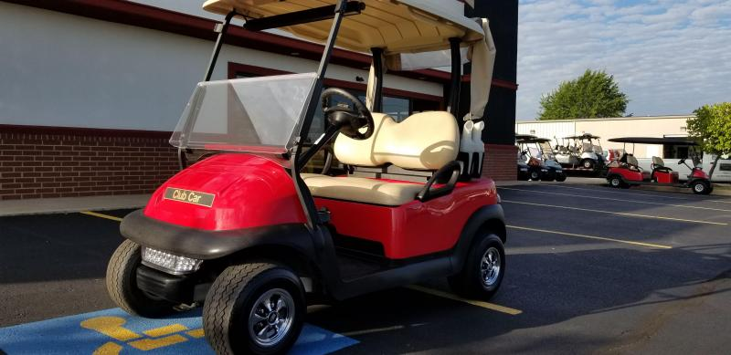 2014 Club Car Precedent 2 Pass Gas Golf Car