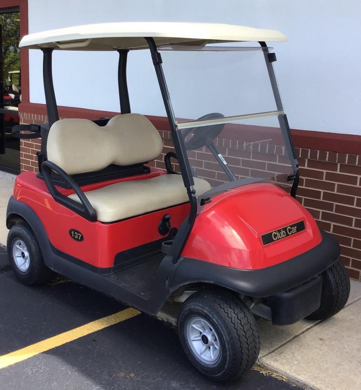 2014 Club Car Precedent Golf Cart (Gas)