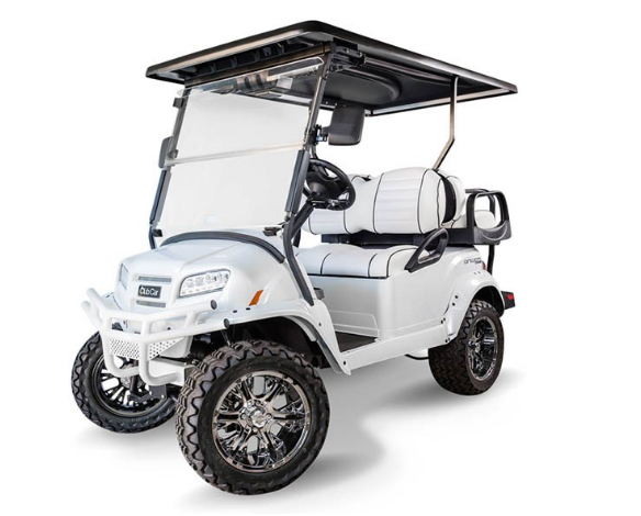 2019 Club Car Snowstorm Onward Limited Edition Electric Golf Car