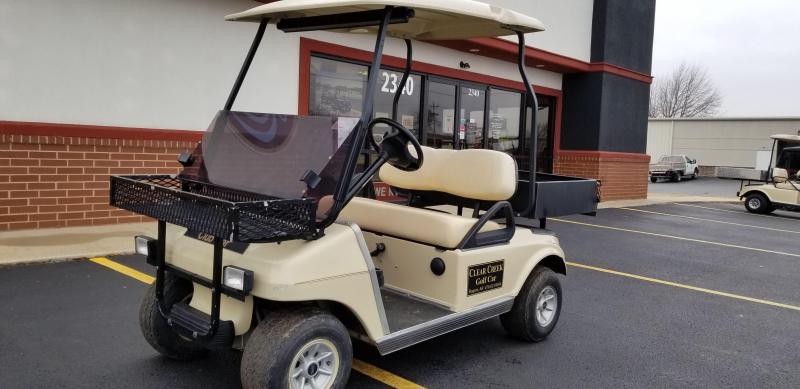 2012 Club Car DS Golf Car (Gas)
