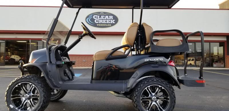 2019 Club Car Onward Golf Car (Lifted - Gas EFI)