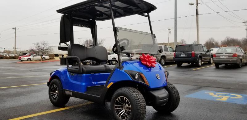 2019 Yamaha Drive 2 Golf Car Powertech (Electric)