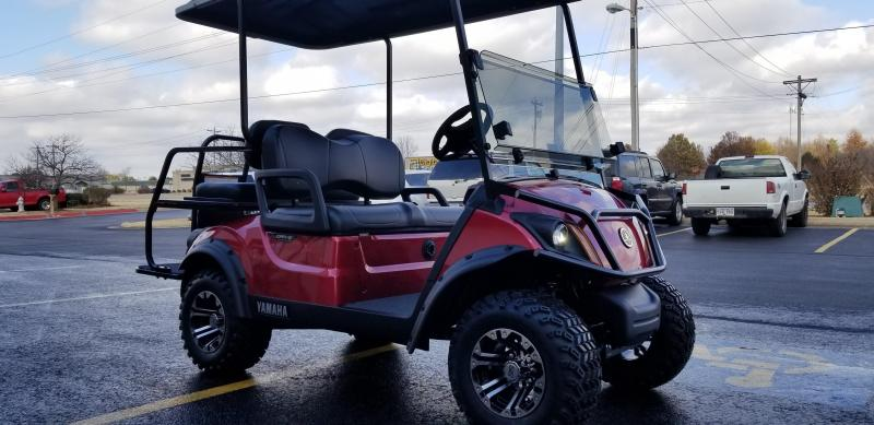 *MANAGERS SPECIAL* 2019 Yamaha Adv. Sport 2 + 2 Golf Car (Electric)