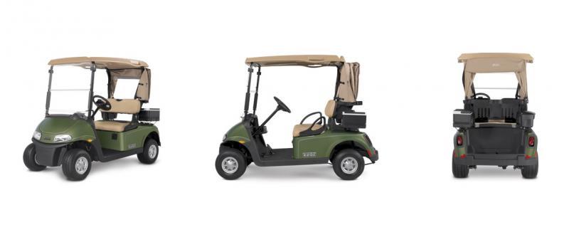 2009 E-Z-Go Freedom RXV (Gas) Golf Cart