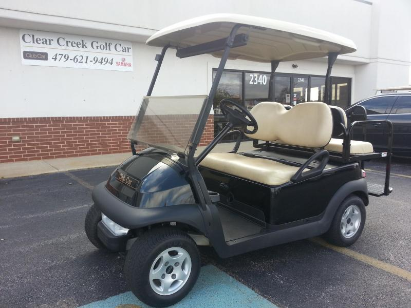 2014 Club Car Precedent i2 Personal (Electric) Golf Cart