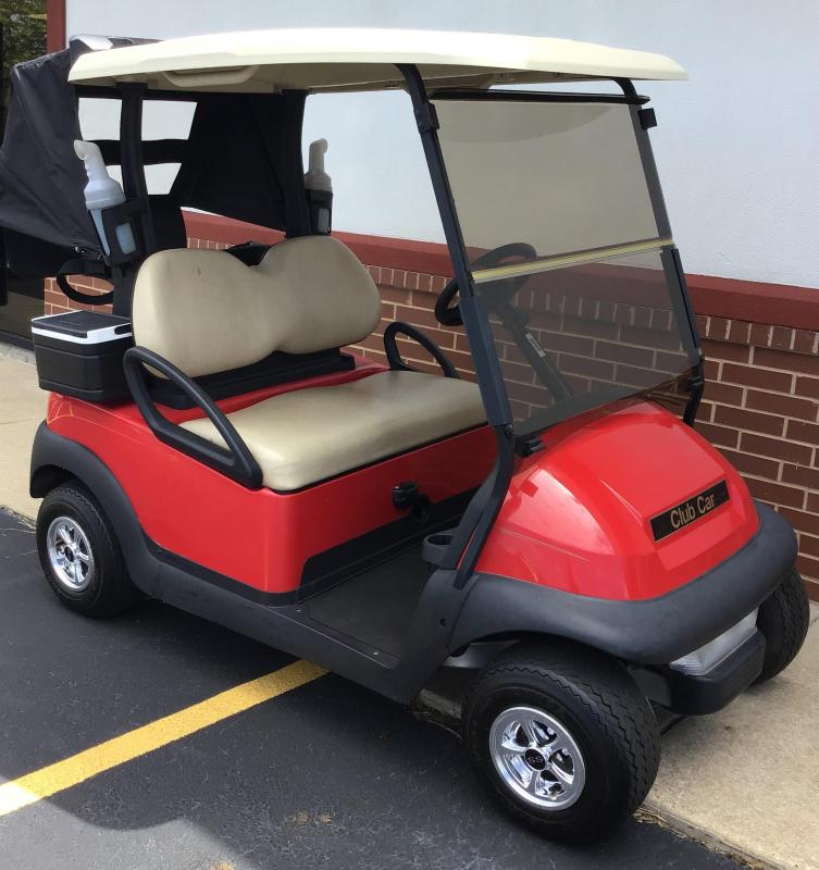 Club Car Precedent Electric Golf Cart