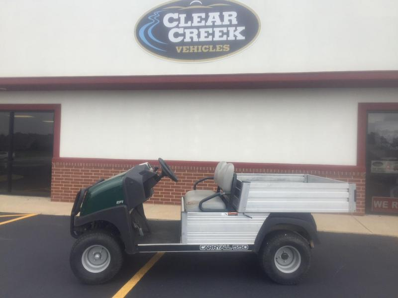 2014 Club Car Carryall Golf Cart