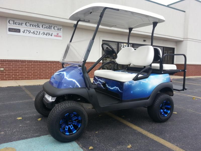 2014 Club Car Precedent i2 Personal (Gasoline) Golf Cart