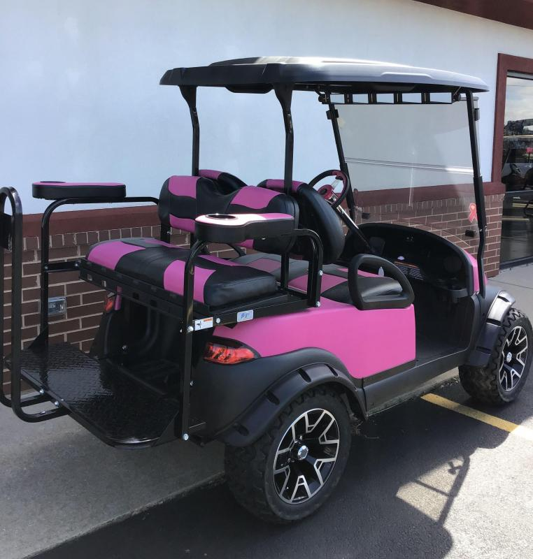 2014 Club Car Precedent Golf Car