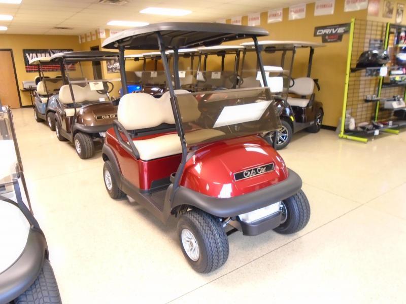 2017 Club Car i2 EFI Golf Cart