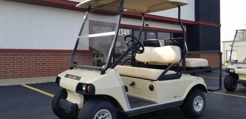 2009 Club Car DS Golf Car (Gas)