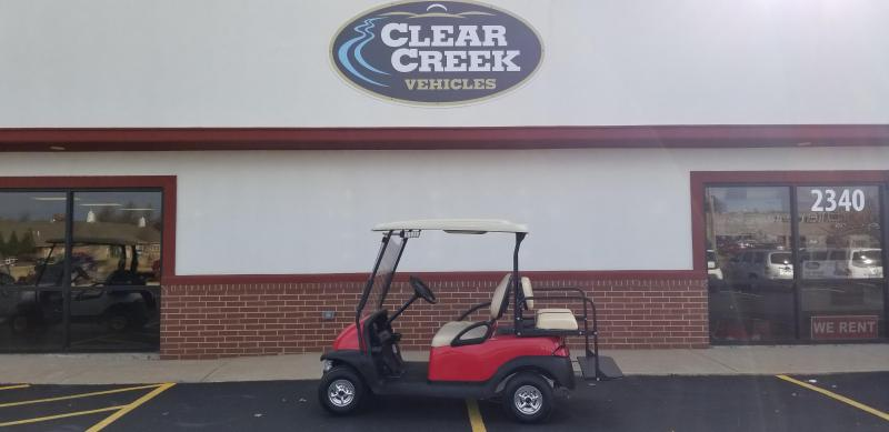 $4595 Club Car Precedent Golf Cart