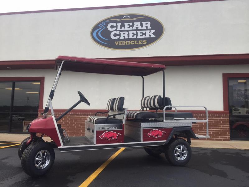 2001 Club Car Carryall 6 Golf Cart