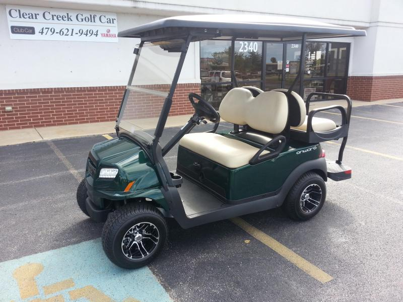 2018 Club Car Clearcreek Golf Car Northwest Ar Golf Cart