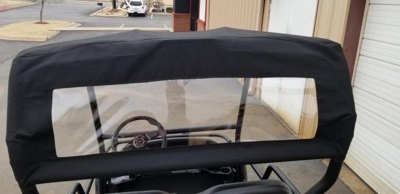 2014 Club Car Precedent; Baja Style/Rhino