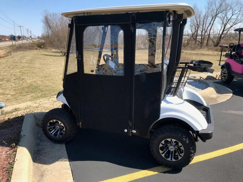 2010 Yamaha Drive Golf Car