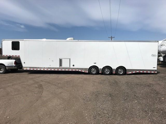 2017 Forest River Continental Cargo Auto Master Car / Racing Trailer
