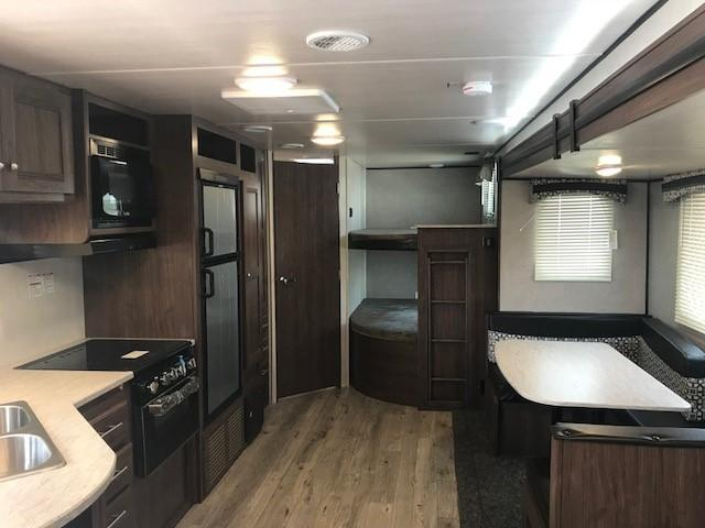 2019 Heartland Prowler 285 Bunk Travel Trailer