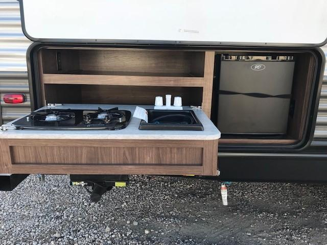 2019 Heartland Prowler 286P Bunk House w/ Outdoor Kitchen Travel Trailer
