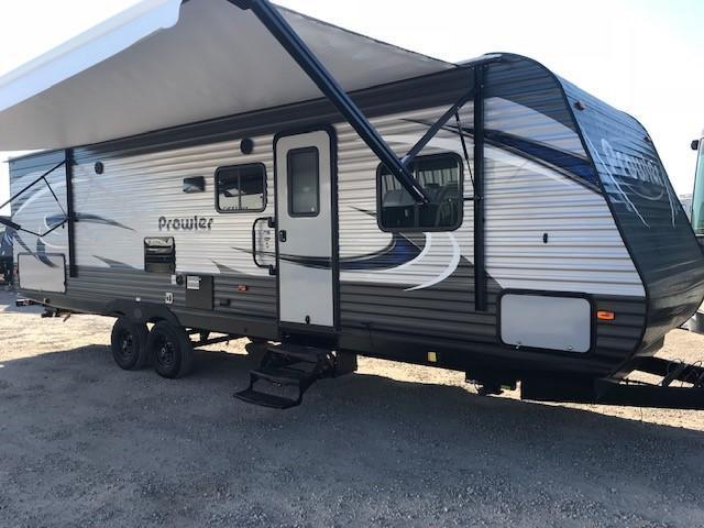 2019 Heartland Prowler 286P Bunk House w/ Outdoor Kitchen Travel Trailer