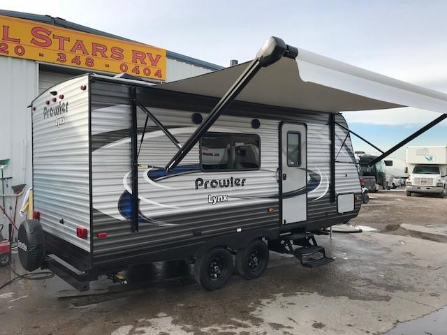 2018 Heartland Prowler Lynx 18LX Travel Trailer