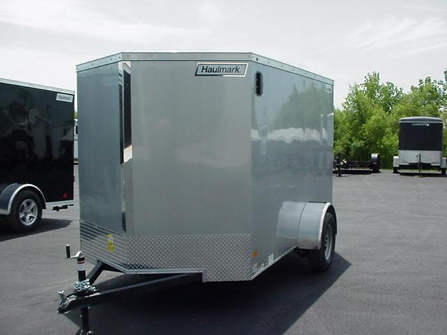 2017 Haulmark HMVG610S Enclosed Cargo Trailer